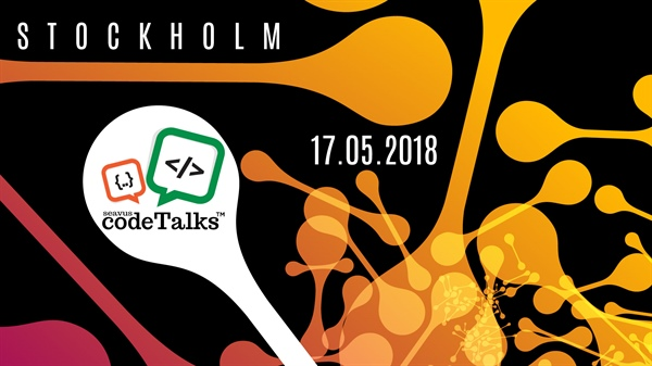 Seavus CodeTalks in Stockholm 17.05.2018