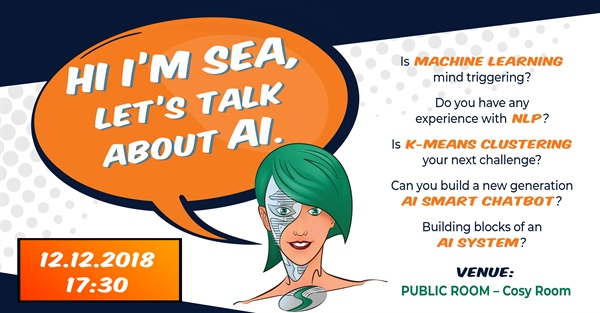 Let's talk about AI