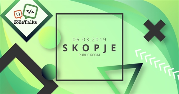 Seavus CodeTalks in Skopje 06.03.2019
