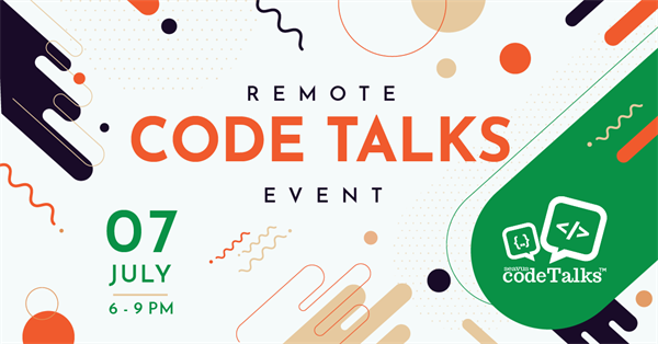 Seavus Code Talks Remote Event 07.07.2020